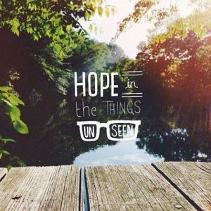 hope in unseen