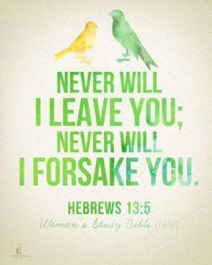 hebrews 13 verse